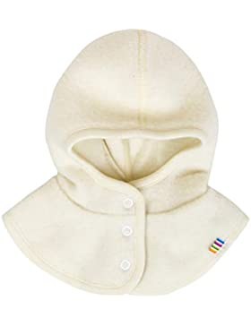 Joha Baby Kinder Unisex Winter-Schalmütze Merinowolle