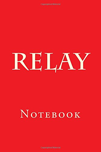 Relay: Notebook por Wild Pages Press