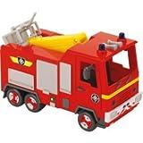 Feuerwehrmann Sam Feuerwehrauto mit Schlauch & ausziehbare Leiter