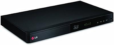 LG BP440 - Reproductor de Blu-ray, negro