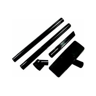 32mm Tool Kit Including 2 x Extension rods 1 x Crevice tool 1 x Dusting Brush and 1 x Main floor tool suitable for hard floors and carpets - Fits Most Argos Value Range of vacuum cleaners