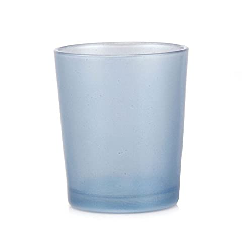 Bougie votive nacré Cobalt (Lot de 12)