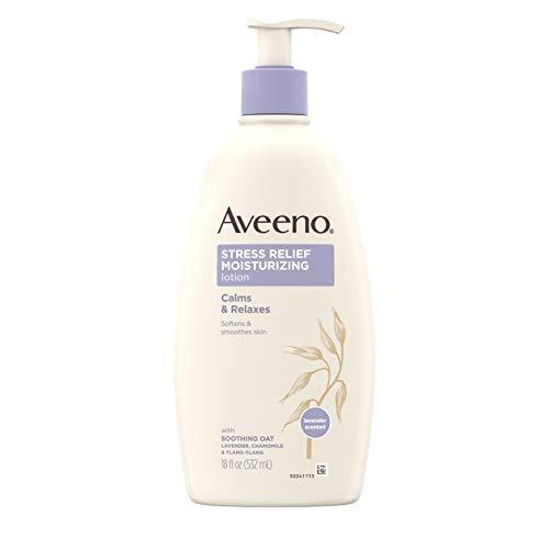 Aveeno Body Moisture Stress Relief Moisturizing Lotion, 18g (Pack Of 3) by Aveeno -