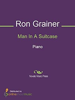 Man In A Suitcase by [Ron Grainer]