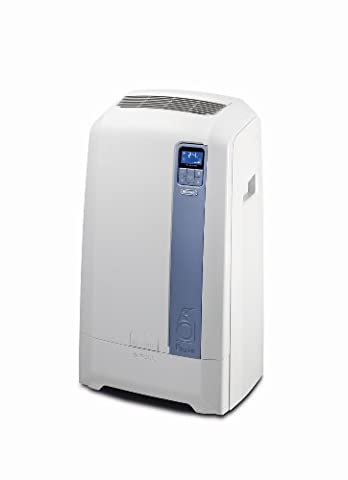 De'Longhi Mobiles Klimagerät Wasser-Luft System PAC WE 110 Öko (Klimagerät Delonghi)