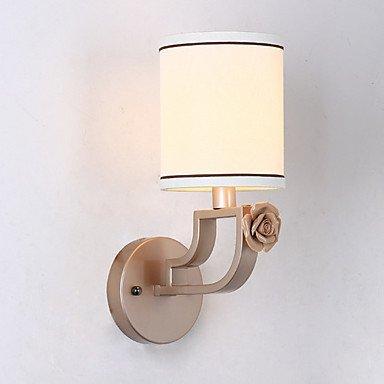 YYHAOGE Protection Des Yeux Pour Le Salon Contemporain Lumière Tissu Mural 220V 40W