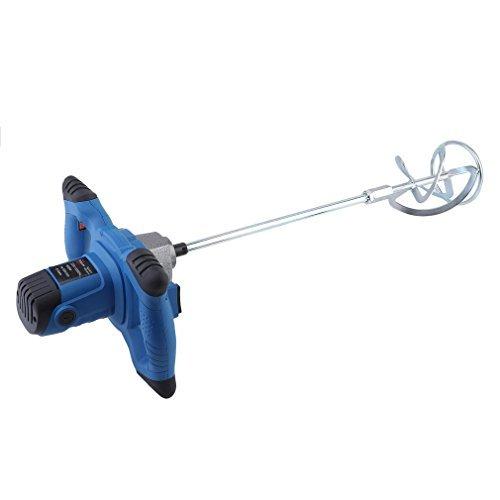 Hormigonera electrica 180 litros Zipper ZI-BTM180 800W 29,5rpm pi/ñon de hierro