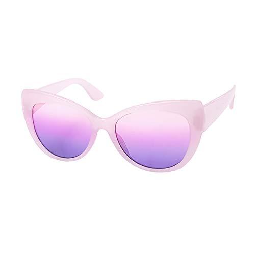 Kiddus Occhiali da sole estivi per ragazze con stile e protezione UV400, Età consigliata da 6 a 12 anni. Disegni diversi e divertenti Fabulous