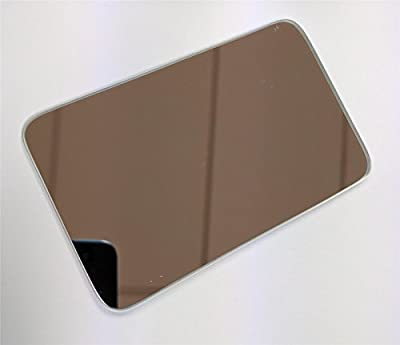 New Car Van Interior Quality Sun Visor Stick On Glass Mirror Self Adhesive - cheap UK light shop.