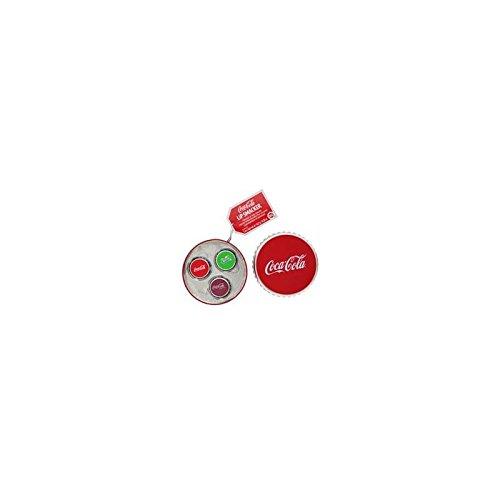Lip Smacker Coca Cola Lèvre Baume Chapeaux 3 Pièces D'Étain (Pack de 6)
