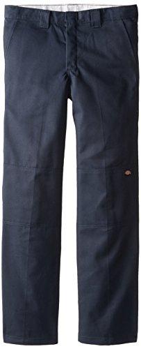 Dickies - - QP200 Jungen Flexwaist Double Knee Multi-Use-Pocket Pant, 16, Dark Navy -