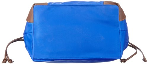 Gabor GRANADA 6582 Damen Henkeltaschen 42x28x18 cm (B x H x T) Blau (blau 50)