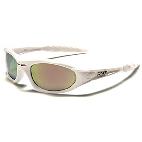 X-Loop Gafas de Sol - Gafas de Ciclismo / Running UV400 Gafas Unisex