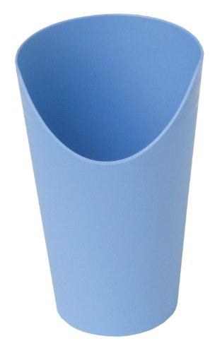 Preisvergleich Produktbild Behrend - Trinkbecher mit Nasenausschnitt hellblau