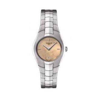 Tissot TISSOT T-ROUND T096.009.11.431.00 Reloj de Pulsera para mujeres
