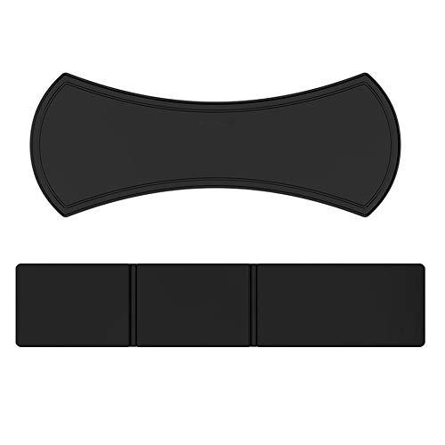 LanLan Tragbare handyhalter Aufkleber sockel Nano Rubber pad Auto Halterung ständer multifunktions handyhalter
