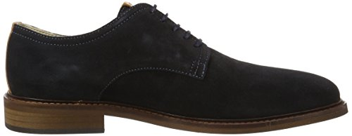Marc OPolo 70123773401300 Lace Up Shoe, Scarpe Stringate Uomo blu (navy)