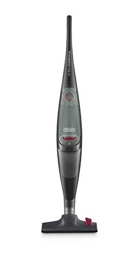 De'Longhi XL130.20 Scopa Elettrica con Sacco, 900 W, 85 Decibel, Nero/Grigio