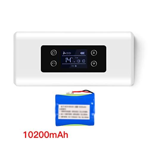 HLF Mini Frigorifero Frigorifero insulina Frigorifero Portatile per Auto Custodia per medicinali per Auto Ricarica USB