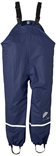 Sterntaler Jungen gefüttert Regenhose, Blau (Marine 300), 110/116 (Herstellergröße: 116) -