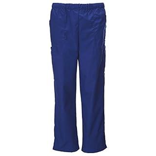 Alsico Unisex Scrub Trouser (Medium (31), Royal Blue)
