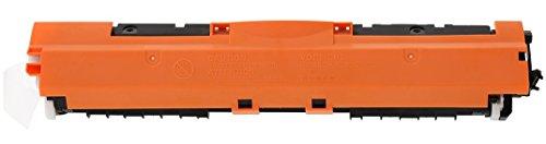 TONER EXPERTE Negro Cartucho de Tóner Compatible con HP CE310A 126A (1200 páginas) HP Laserjet Pro CP1025 CP1025nw CP1020 100 MFP M175 M175a M175nw | HP TopShot Laserjet Pro M275 M275a M275nw