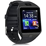 WELL Tech Vivo V9 Compatible Bluetooth Smart Watch Supports 3G, 4G SIM Wrist Watch Phone With Camera & SIM Card Support Hot Fashion New Arrival Best Selling Premium Quality Lowest Price With Apps Touch Screen, Multi Language With Android Ios Mobile Ta