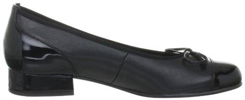 Gabor Shoes Comfort 5610267 Damen Ballerinas Schwarz (Schwarz)