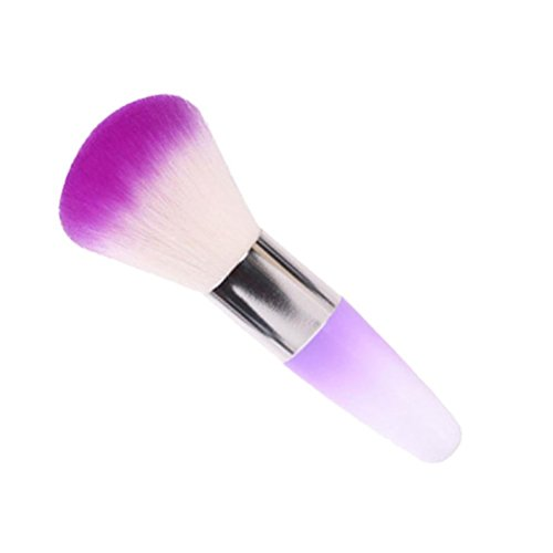 Entfernen Sie Pinsel Staub Puder Für Acrylnägel And Nail Kunst Staub Reinigen (Latex Klar Flüssig)