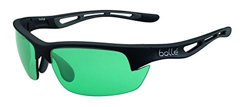 Bollé Sonnenbrille Bolt S, Shinyack/Competivision Gun Oleo, 12013