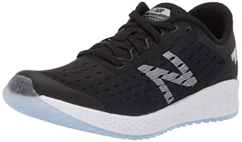 New Balance Unisex-Kinder Fresh Foam Zante Pursuit Hallenschuhe, Schwarz (Black/Silver Bk), 40 EU