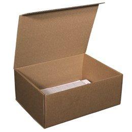 50 scatole fustellate documenti a4 cm. 33x25 h13