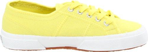 Superga  Cotu Classic, Chaussures de running pour homme Gray Sage Jaune - Limelight