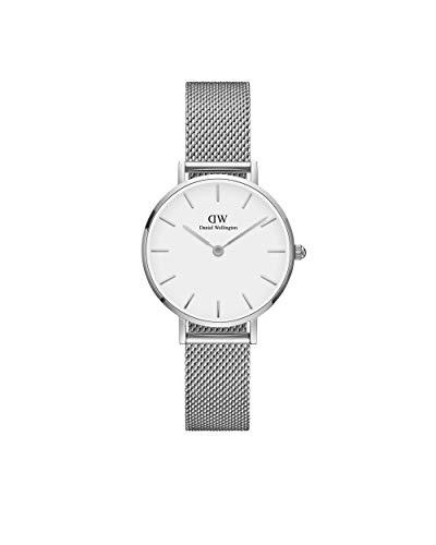 daniel-wellington orologio analogico quarzo donna adulto con cinturino in acciaio inox dw00100220