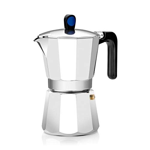 Cafetera Induction Expres Alum Ind 9T Monix