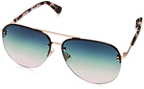 Kate Spade JAKAYLA/S HT8 Pink / Havana JAKAYLA/S Pilot Sunglasses Lens Category 2 Size 62mm