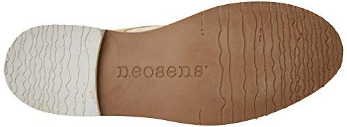 Neosens S924 Fantasy Geo White/Albilla, Scarpe Stringate Oxford Donna Bianco (Geo White)