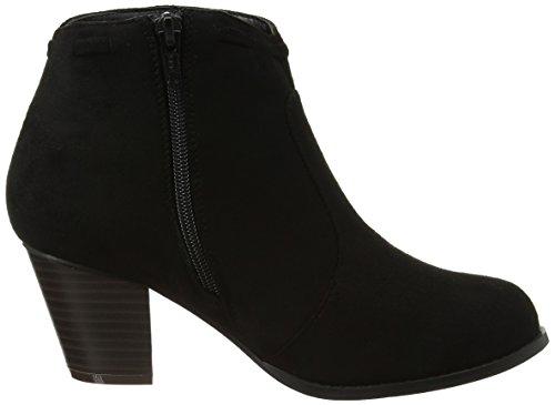 Générique Tassle Ankle, Bottes Chelsea Femme Noir (noir)