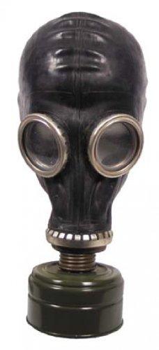 NVA Schutzmaske, SchM-41M, schwarz (VERKAUF NUR IN EU)
