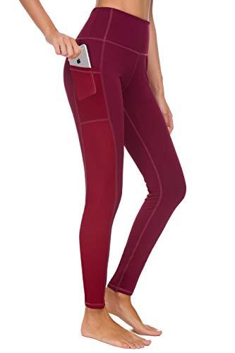 Munvot Damen Sporthose Sport leggings Tights