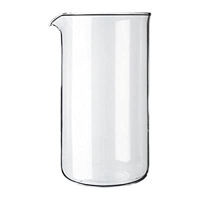 Bodum Spare Glass for French Press Coffee Makers