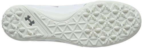 Under Armour UA Spotlight TF, Chaussures de Football Homme Blanc (White)