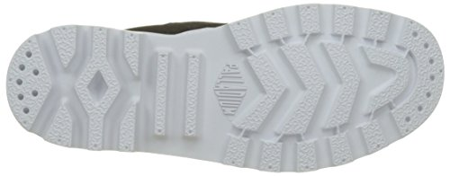 Palladium Pampa Hi Blanc, Sneaker a Collo Alto Unisex – Adulto Nero (Black/white/white G20)