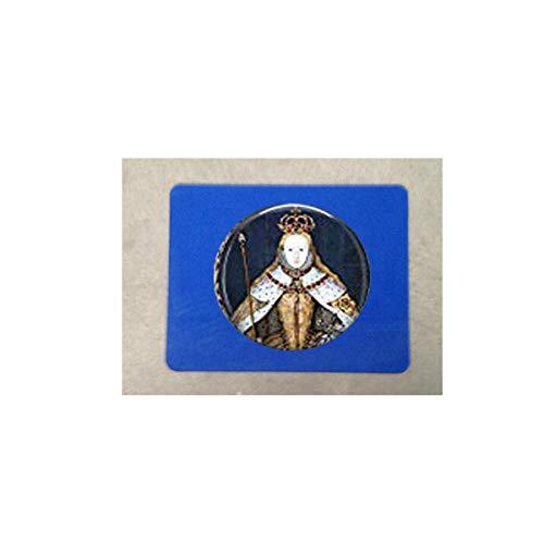 Mauspad, Mauspad, Motiv: Königin Elizabeth I in her Coronation Robes British Monarch Queen Elizabeth
