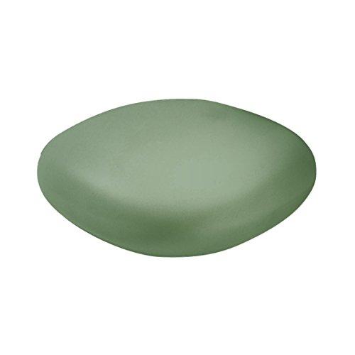 Slide Chubby Low Pouf - Table Basse Vert Lime Mauve