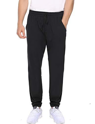 Hawiton Pantalon Chandals Hombre Largos Pantalones