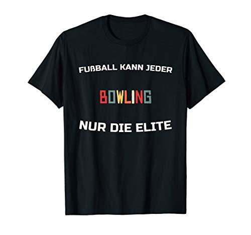 Bowling T-Shirt - Herren Damen Kinder -