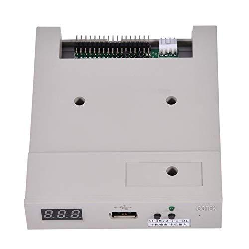 8Eninine Sfrm72-Fu-Dl USB-Diskettenlaufwerk-Emulator Electric Organ Diskettes Drive Emulator Schwarz