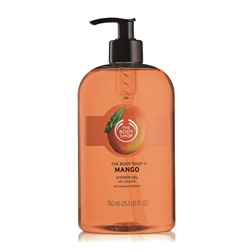 The Body Shop Mango Shower Gel/Gel Douche Mangue 750mls