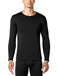 LAPASA Uomo Maglia Termica Invernale Ad Alta Densità T-Shirt Maniche Lunghe Ultra Termico Heavyweight M26